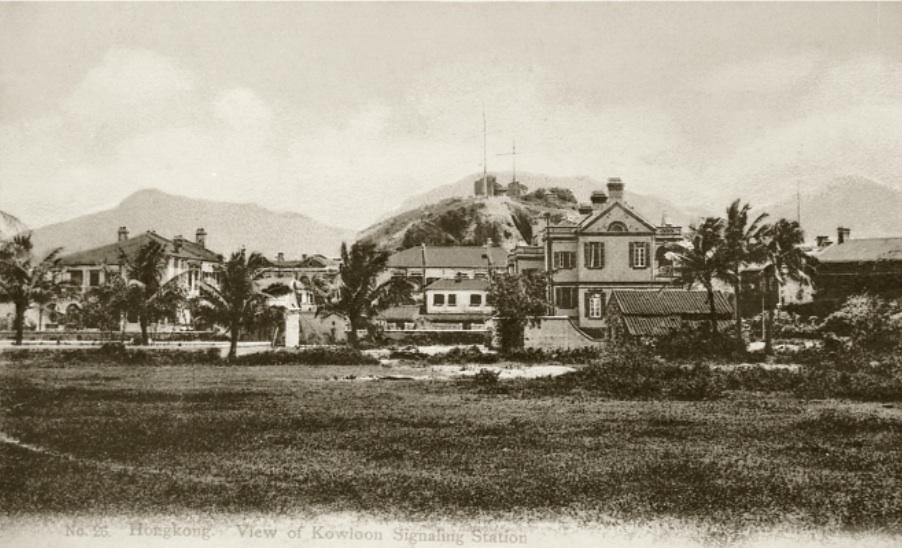 Tsim Sha Tsui in 1910