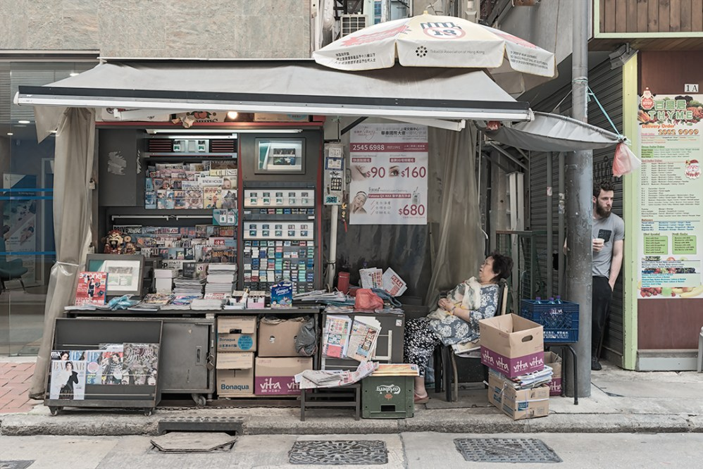 Two Australian Photographers are Capturing Old Hong Kong