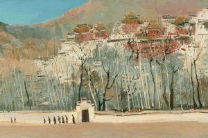 wu guanzhong museum of art