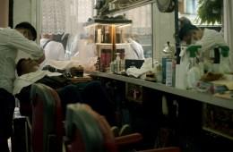 alleyway barbershop
