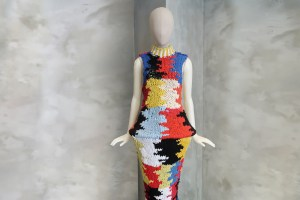 Redress Retrospective Exhibition sustainable fashion