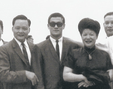 Ruby Chow Bruce Lee Ping Chow