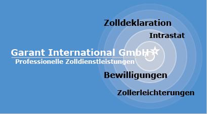 Garant International Gmbh