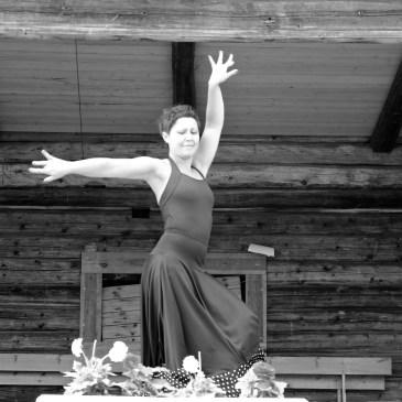 Pia flamenco kyrkhelgen