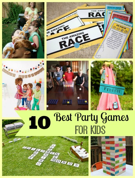 10 best party games