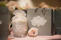 Elegant Enchanted Forest Wedding - Pretty My Party - Party ...