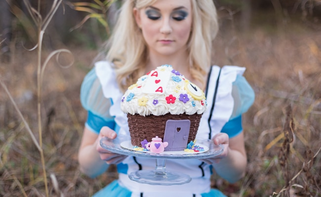 Alice In Wonderland Styled Shoot Pretty My Party Party