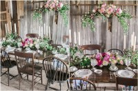 Rustic Barn Wedding Venue Styled Photo Shoot