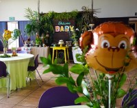 Animal Safari Themed Baby Shower - Pretty My Party - Party ...