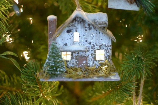 Boscovs Farmhouse Inspired Christmas Tree Decor Pretty