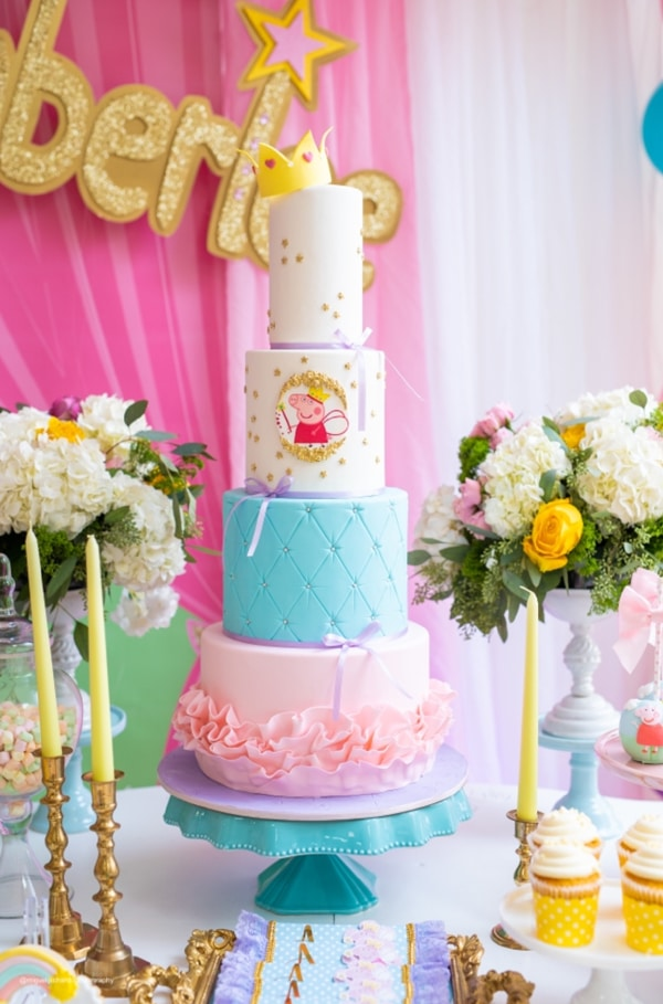 28 Awesome Birthday Cakes For Girls Pretty My Party Party Ideas