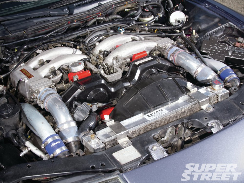 medium resolution of 300zx engine bay diagram