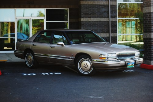 small resolution of  buick park avenue 4