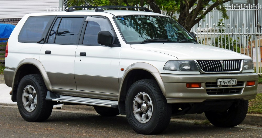 medium resolution of 1996 mitsubishi montero 4 mitsubishi montero 4