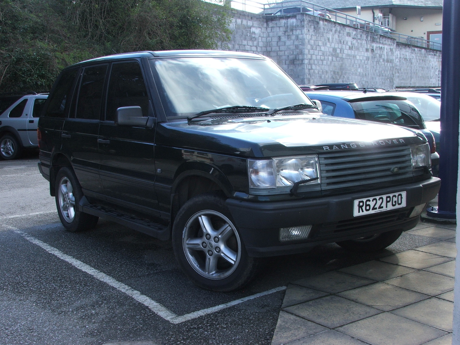 1997 Land Rover Range Rover Information and photos ZombieDrive