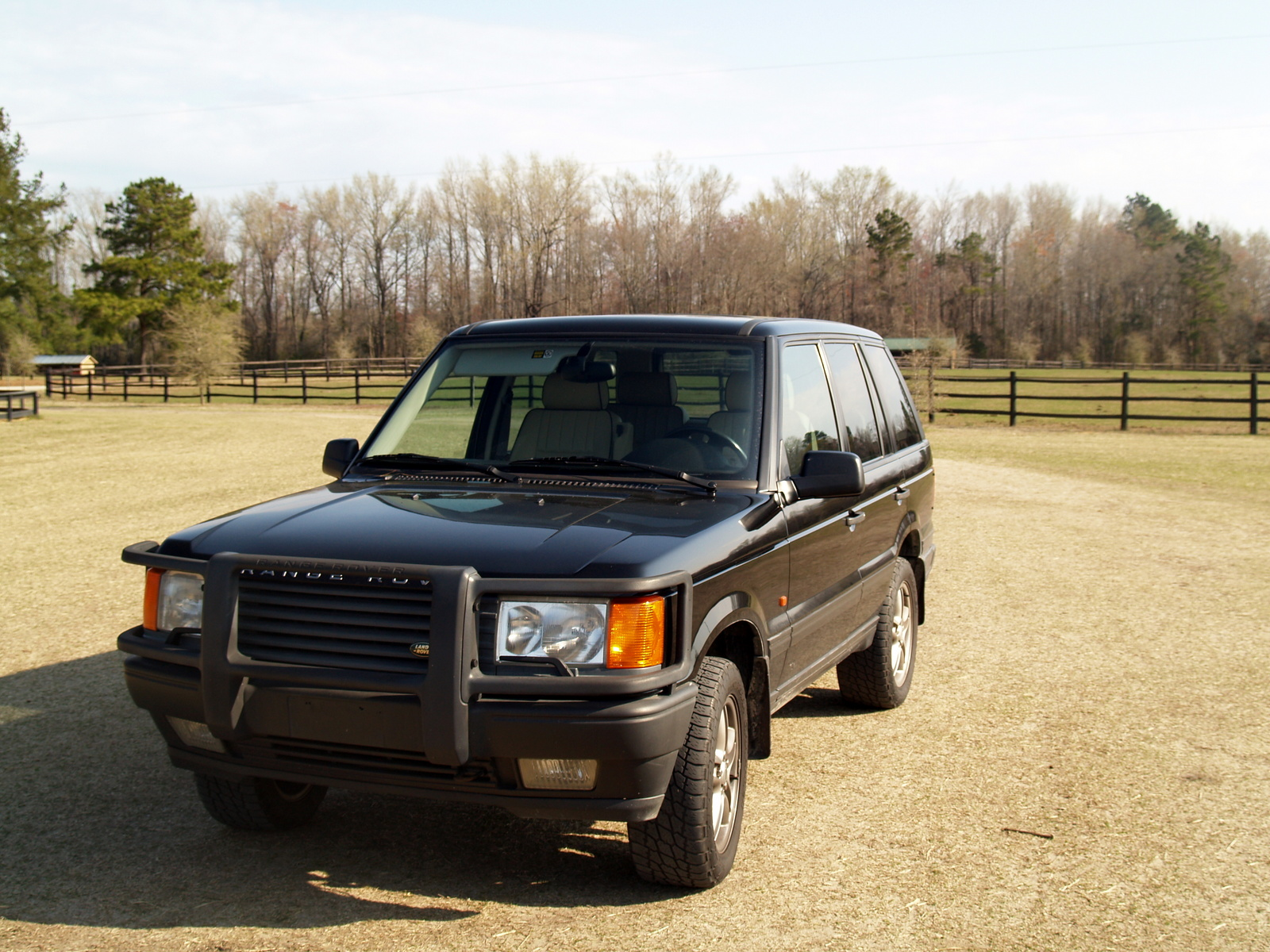 hight resolution of 1999 land rover range rover 6