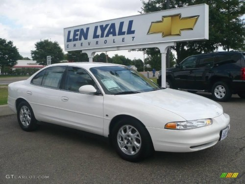 small resolution of 2001 oldsmobile intrigue 6