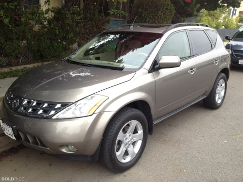 small resolution of nissan murano 2004 design