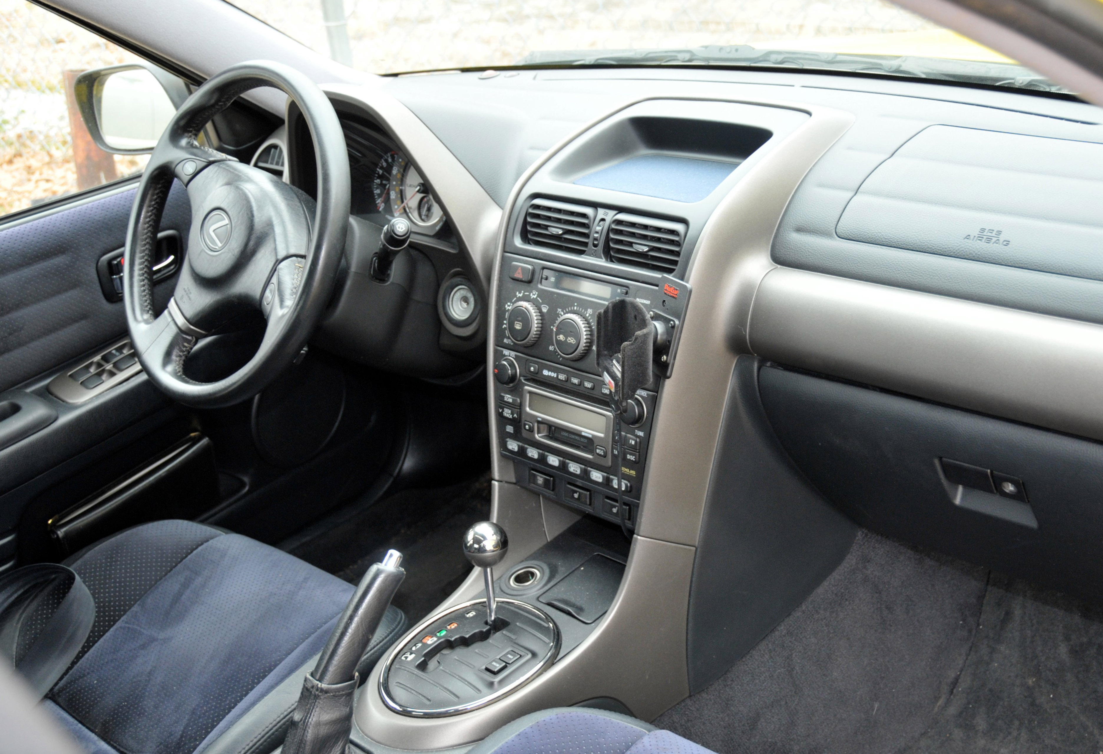 2005 Lexus IS 300 Information and photos ZombieDrive