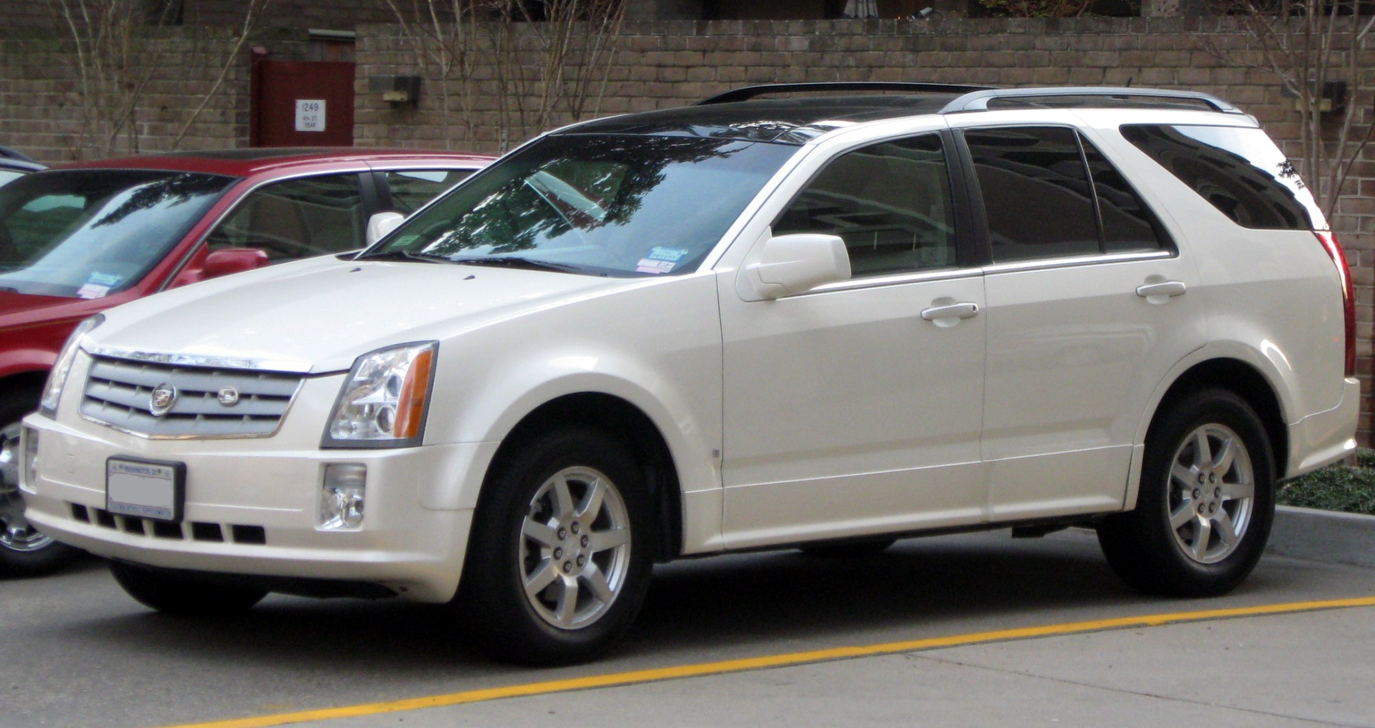 hight resolution of 2007 cadillac srx 17 cadillac srx 17