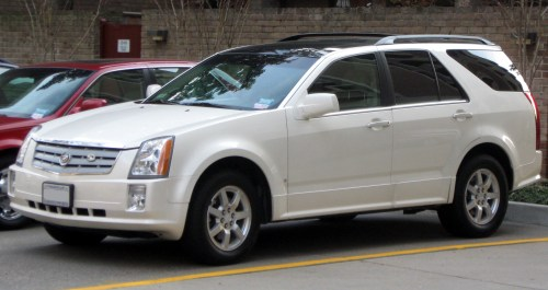 small resolution of 2007 cadillac srx 17 cadillac srx 17