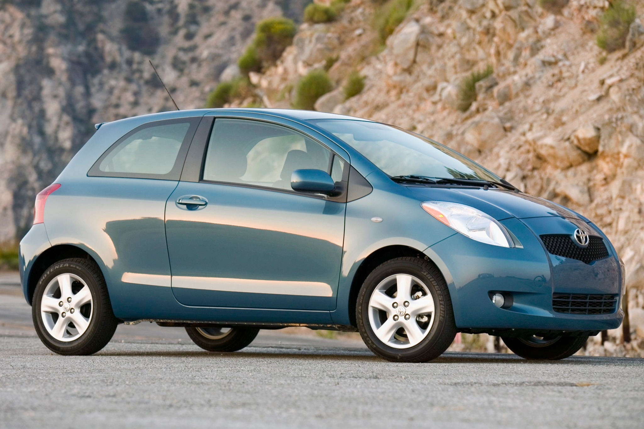 2007 toyota yaris trd parts specs image 2