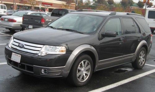 small resolution of ford taurus x 7 2008