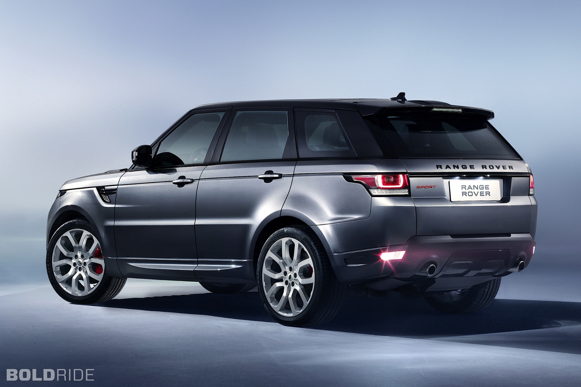 2013 Land Rover Range Rover Sport Information and photos
