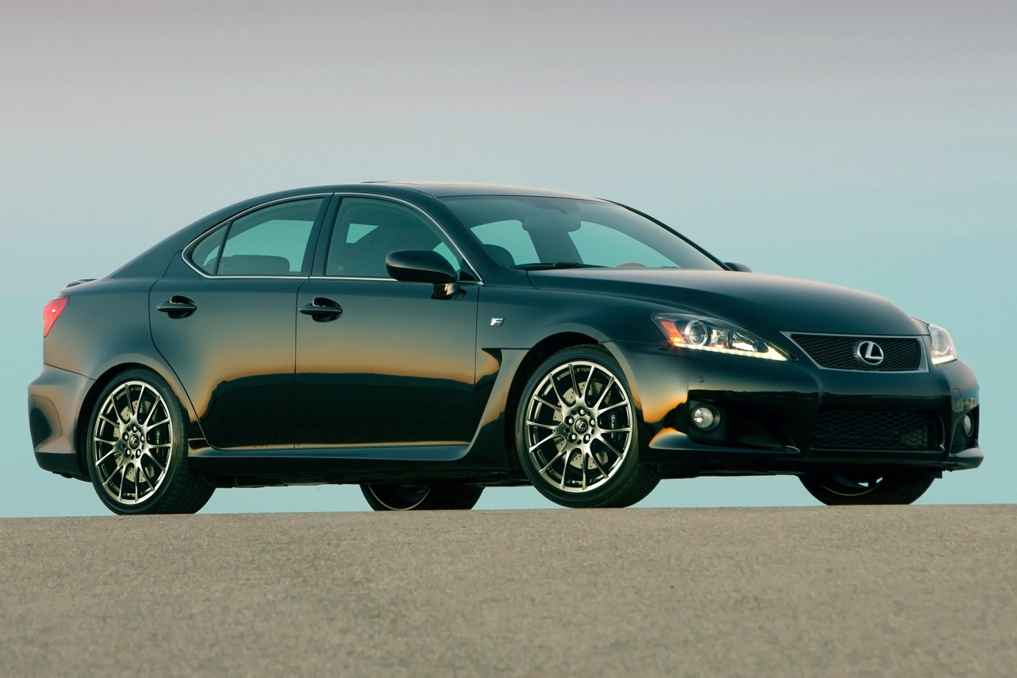 2014 Lexus IS F Information and photos ZombieDrive