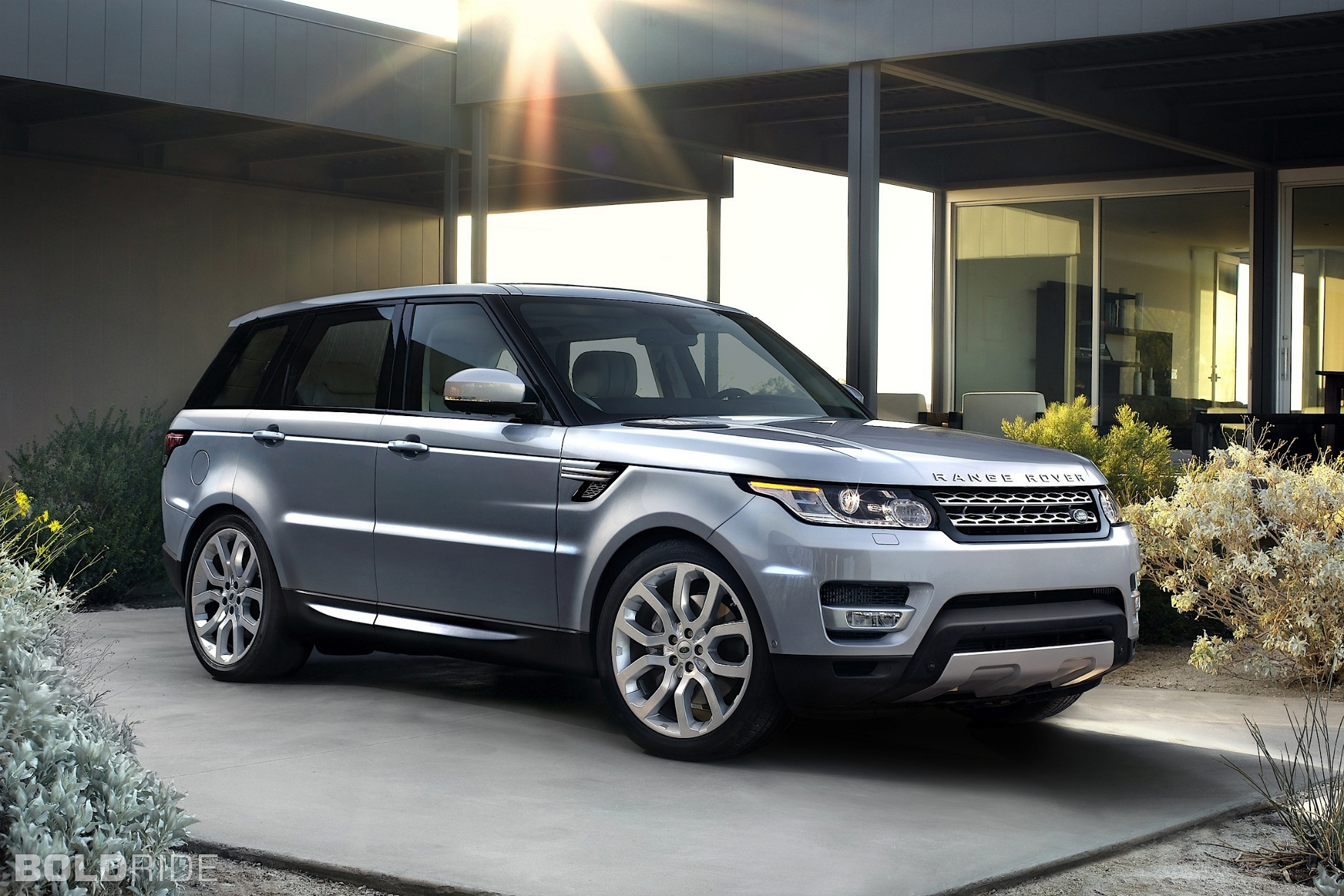 2014 LAND ROVER RANGE ROVER SPORT Image 15