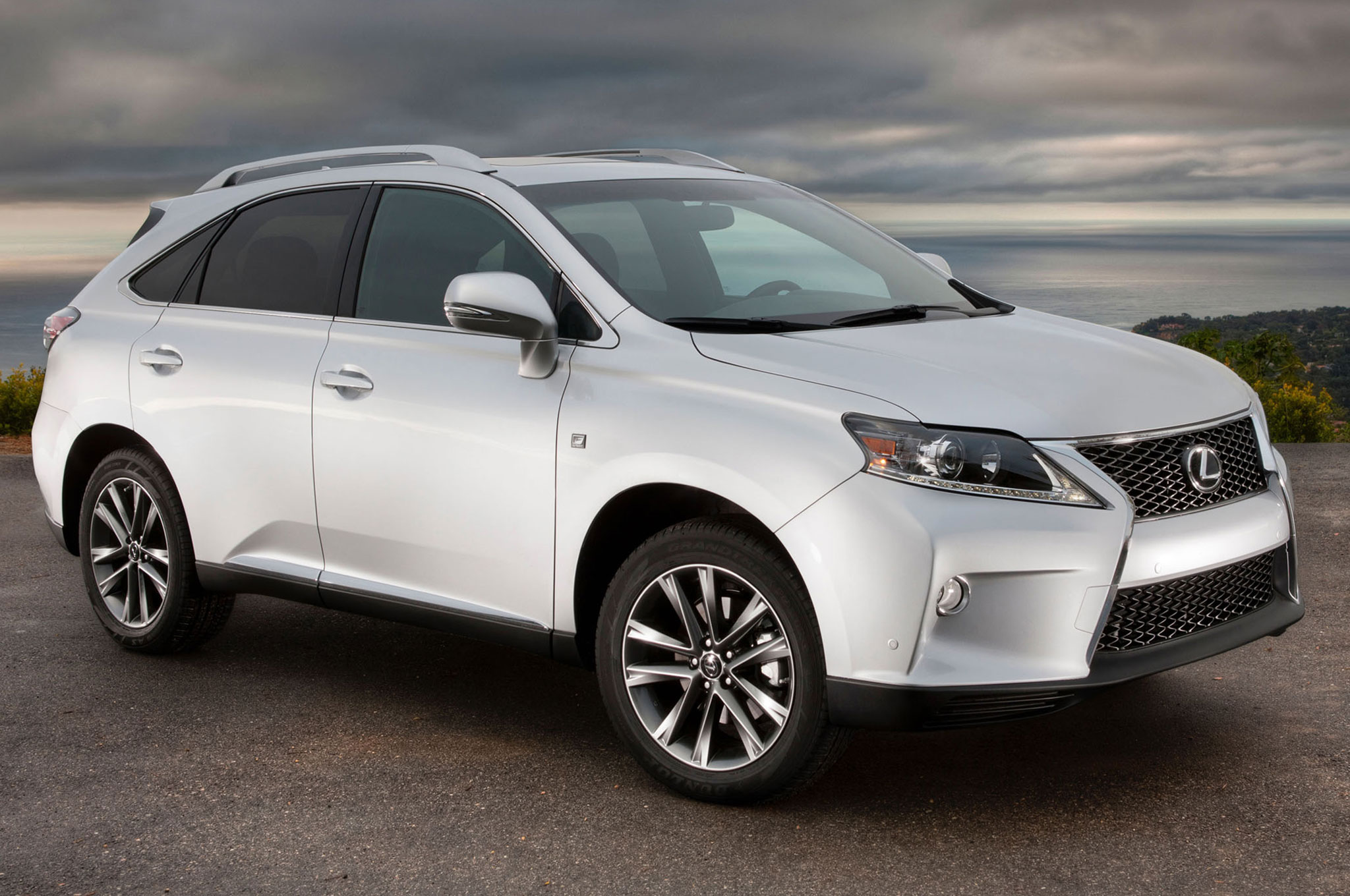 2014 Lexus RX 350 Information and photos ZombieDrive