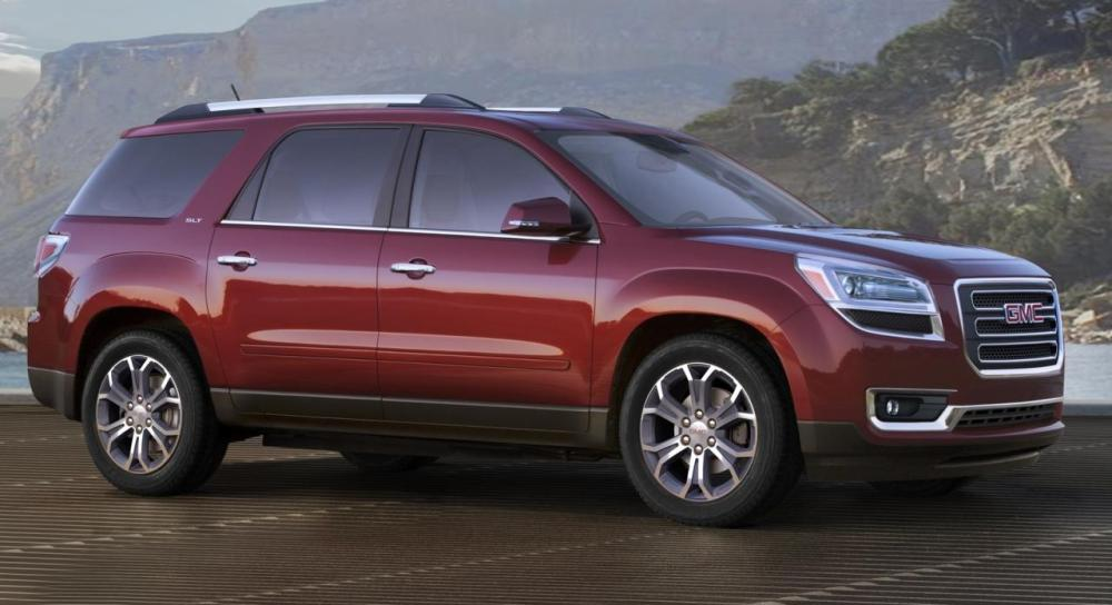 medium resolution of 2015 gmc acadia information and photos zombiedrive 2007 gmc yukon parts diagram 2015 gmc acadia engine