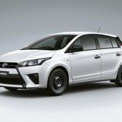 Toyota Yaris Trd 2014 Dijual All New Camry Sport