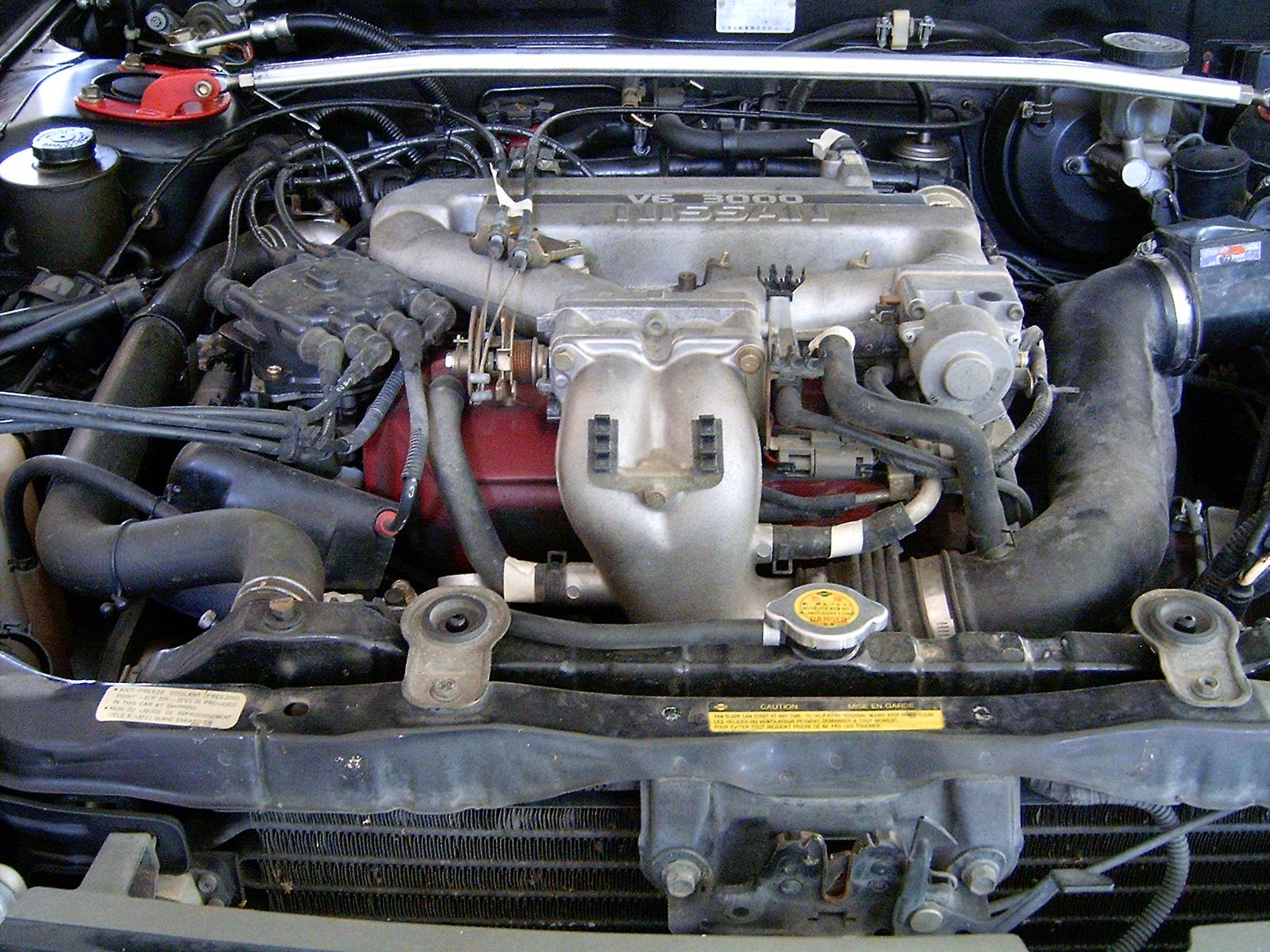hight resolution of 1991 nissan maxima information and photos zombiedrive rh zombdrive com nissan sentra engine diagram nissan 3 5 engine diagram