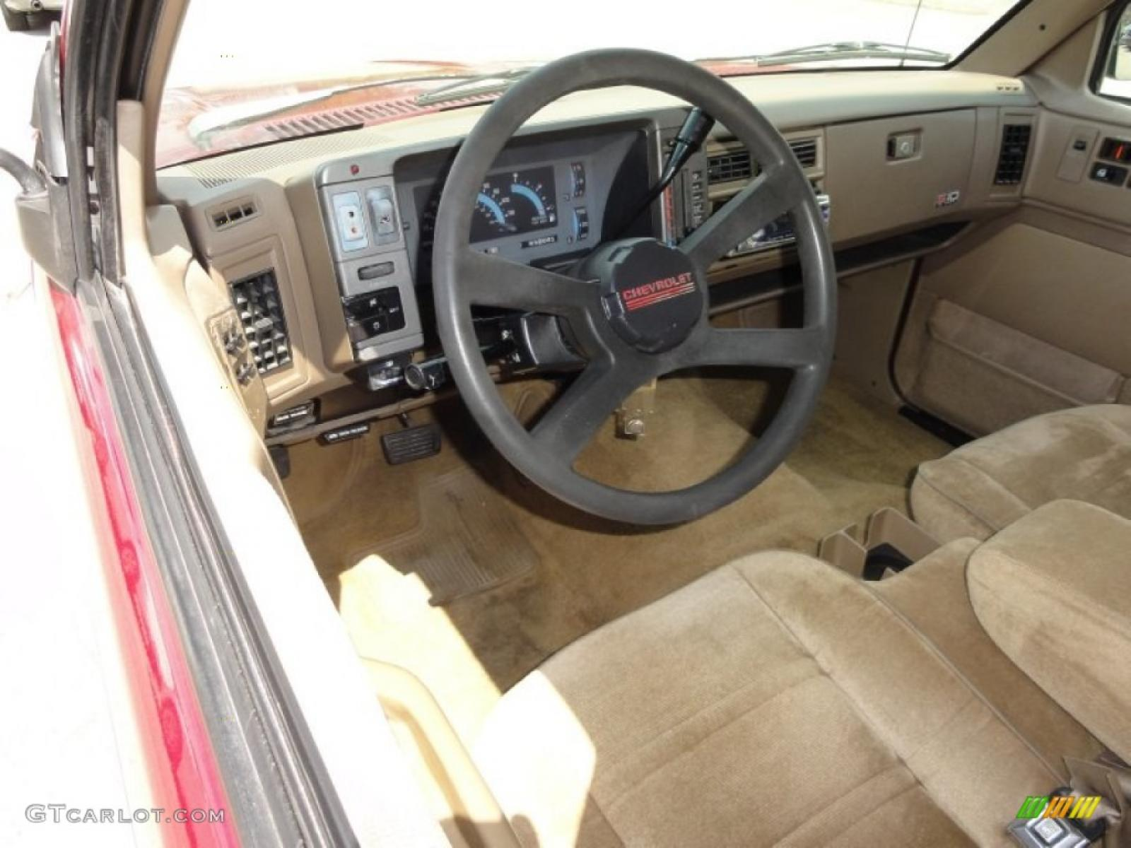 hight resolution of 1993 chevrolet blazer 6