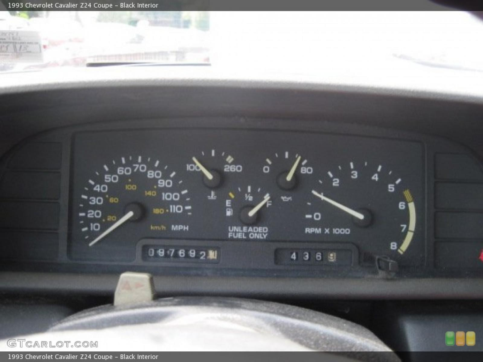 hight resolution of 1993 chevrolet cavalier 5