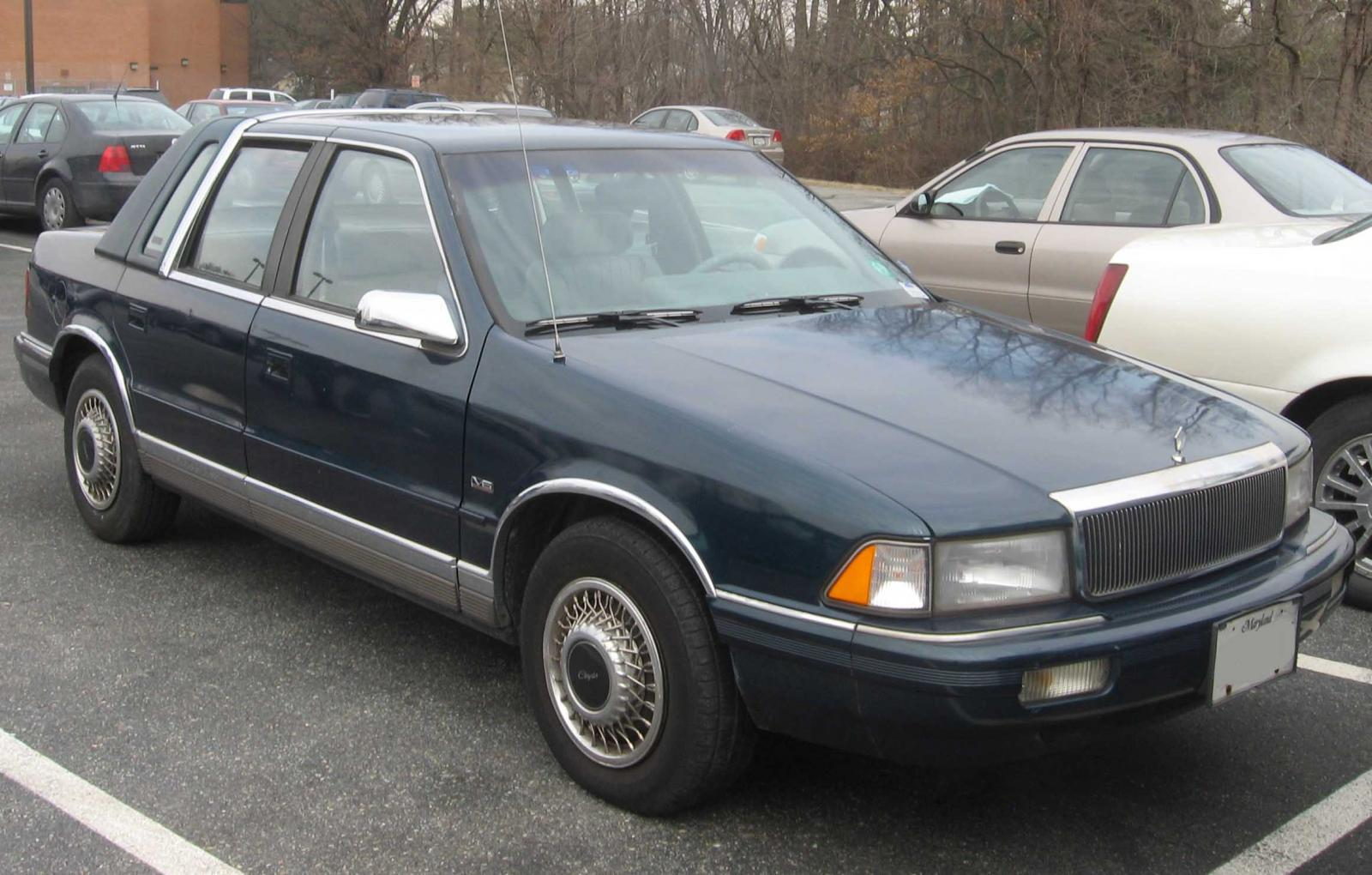 hight resolution of 1994 chrysler le baron 2