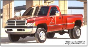 1994 Dodge Ram Pickup 1500  Information and photos  Zomb