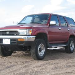 1997 Ford Explorer Engine Diagram John Deere 4240 Wiring 1994 Toyota T100 - Information And Photos Zombiedrive