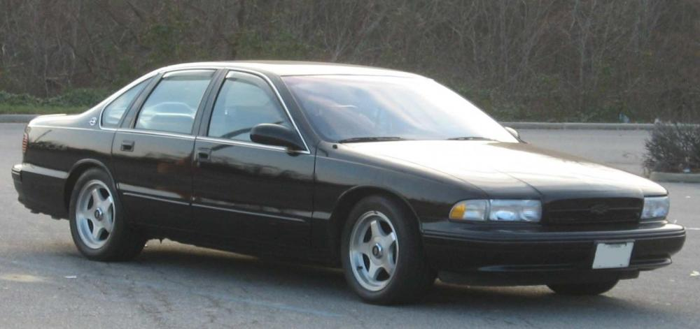 medium resolution of 1995 chevrolet impala 7