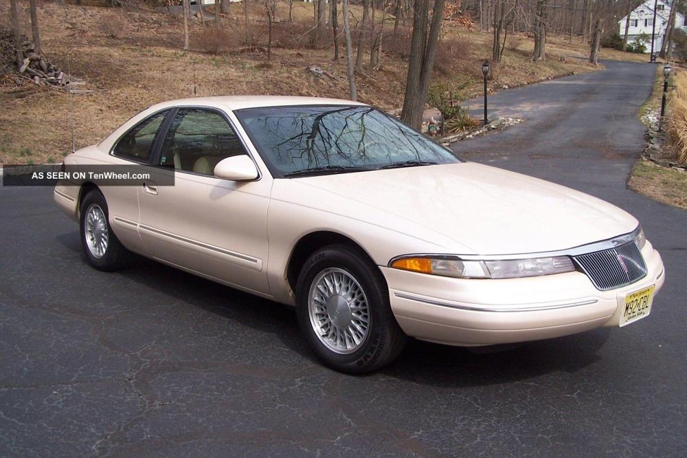 medium resolution of diagrams source 1995 lincoln mark viii information and photos zombiedrive rh zombdrive