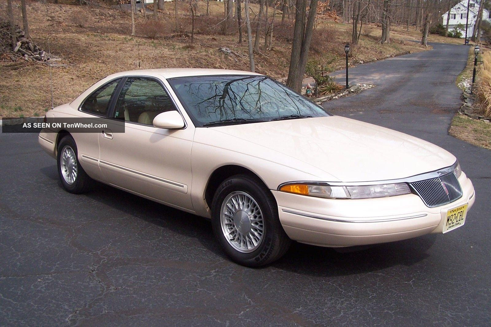 hight resolution of diagrams source 1995 lincoln mark viii information and photos zombiedrive rh zombdrive