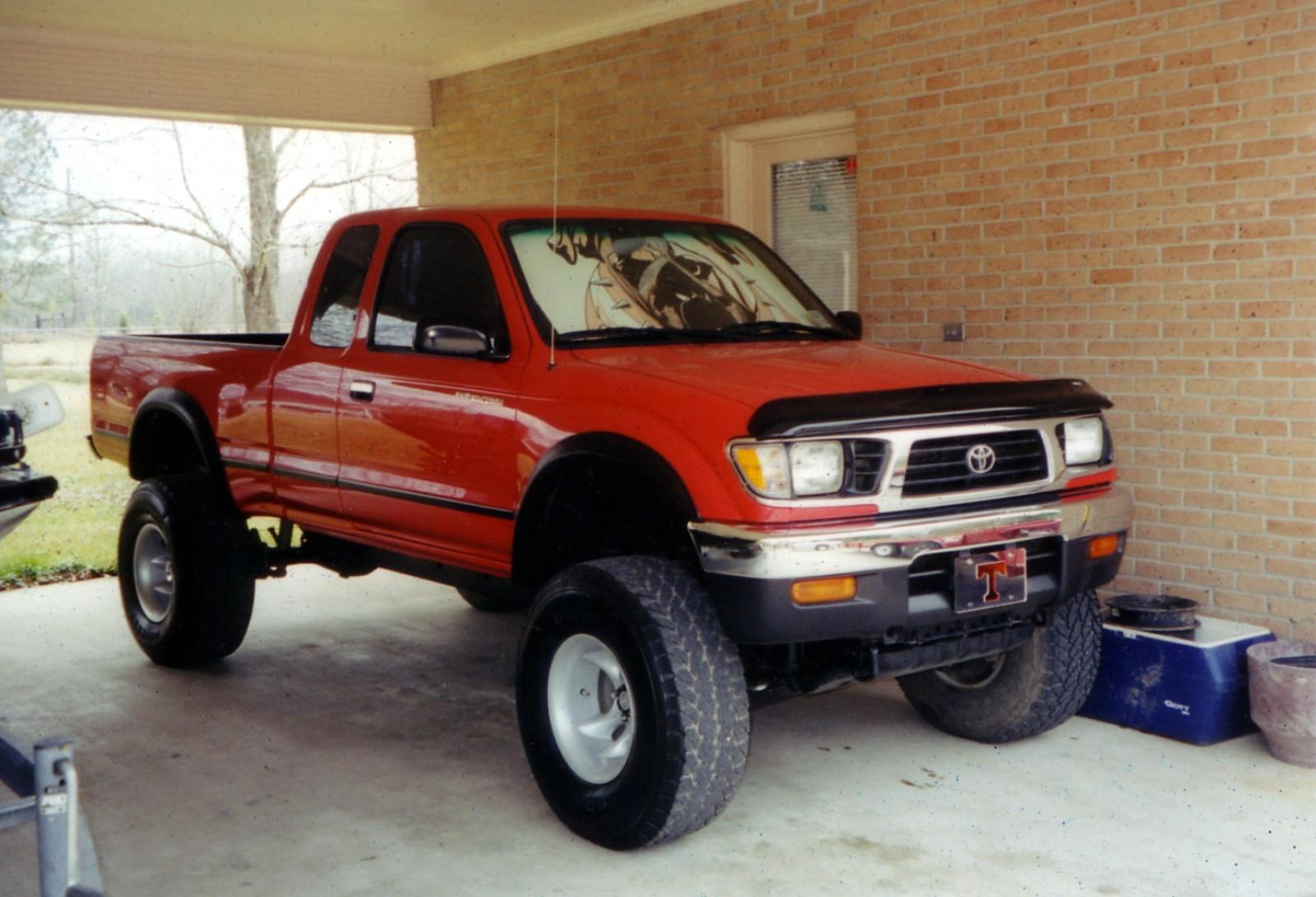 hight resolution of 1995 toyota pickup 4