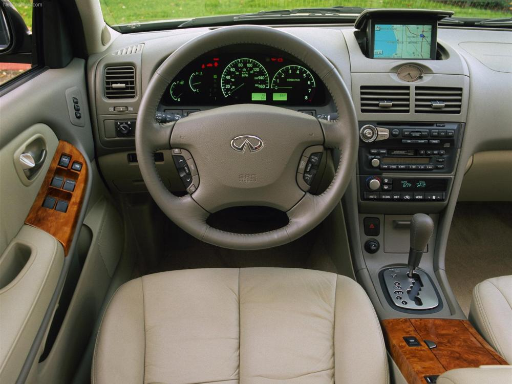 medium resolution of 1998 infiniti i30 5