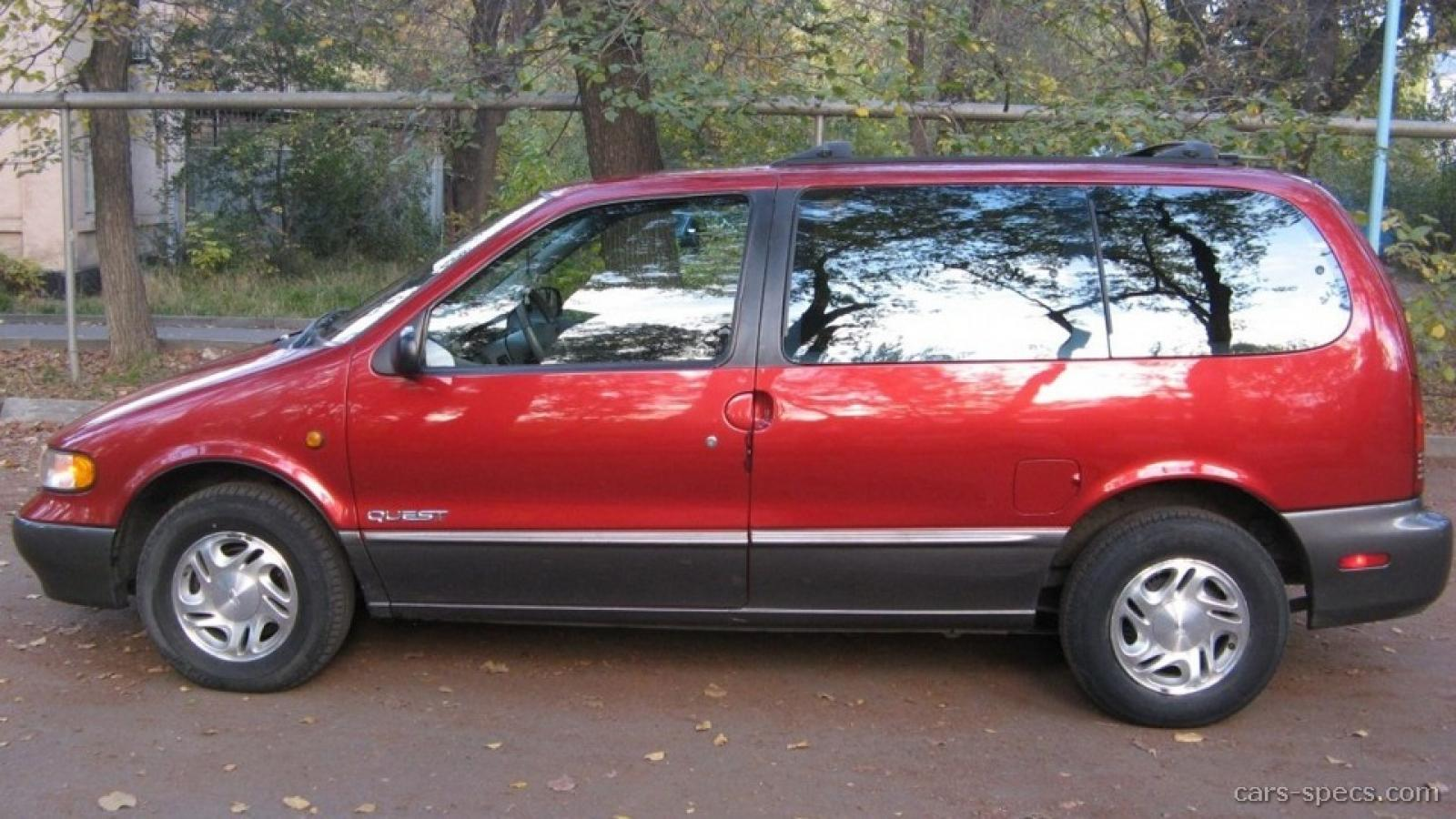 hight resolution of 1998 nissan quest 8