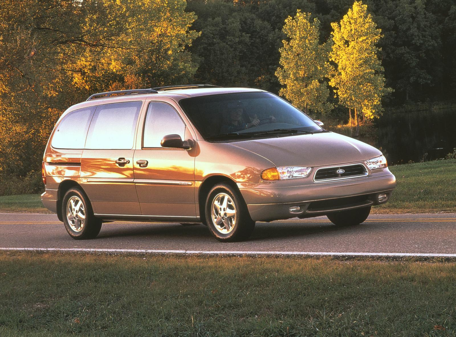 1999 Ford Windstar Information And Photos Zombiedrive