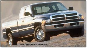 2000 Dodge Ram Pickup 1500  Information and photos  Zomb