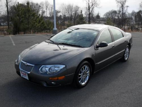 small resolution of 2002 chrysler 300m 10