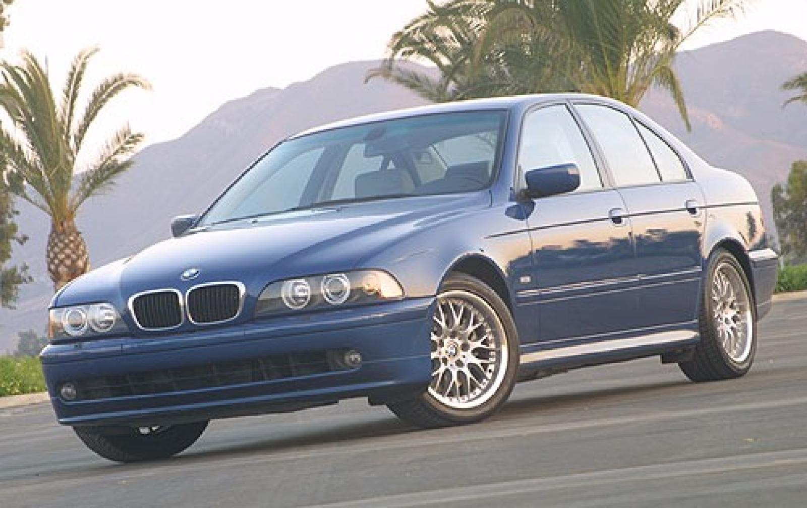 2002 Bmw 5 Series 525i Sport Wagon Colors My Dream Car Information And Photos Zombiedrive