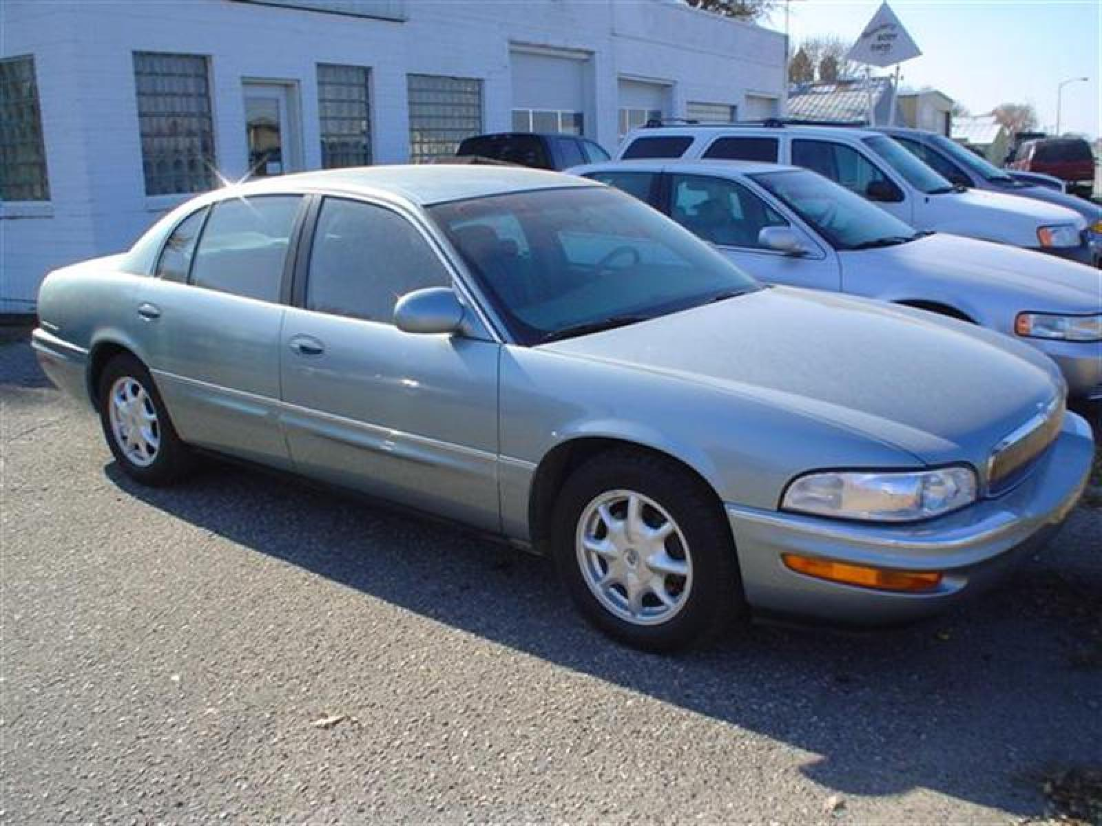 hight resolution of 2003 buick park avenue 5